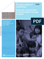 World Bank Jamkesmas Indonesia Investments