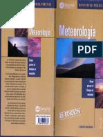 Metereologia- Ediciones Desnivel