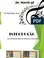 Escrita Musical- Thiago, Luiz, Deusenil