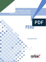 01 Perú Población Que Requiere Atención Adicional y Devengado Per Cápita. Setiembre2017 FINAL