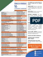 Calendario Academico Para Web