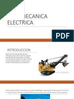 Pala Mecanica Electrica