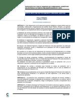 Reglamento de Porteccion Civil Corregidora