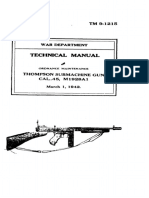 Manual de ametralladora thompson