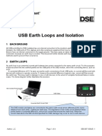 056-097 USB Earth Loop and Isolation
