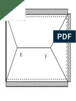 Yield Line Pattern