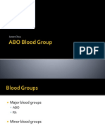 2 ABO Blood Group
