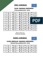 B Indonesia - 12 Mia Iis - Kunci a B(1)