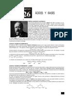 26 Acidos y Bases