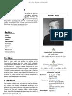 Juan B. Justo Biografia