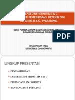 Kebijakan DDHB Kab Bandung