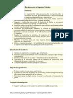 Perfil y desempeño del Ingeniero Petrolero.docx