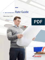 Purolator Rate Guide English