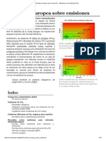 Normativa Europea Sobre Emisiones - Wikipedia, La Enciclopedia Libre