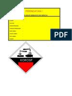 Label Dan Simbol b3