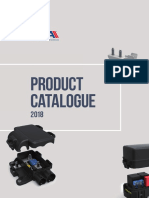 Product Catalogue 2018