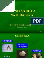 Ciencias de la Naturaleza Santa María
