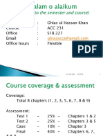 PPT of Chapter Demand for Auditing services