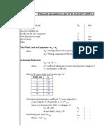 1. Wind Load Calculation as Per Russia Code