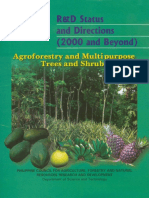 R&D Status on Agroforestry and Multipurpose Trees and Shrubs.pdf
