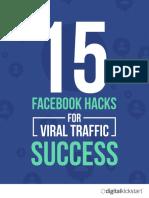 15 Facebook Hacks