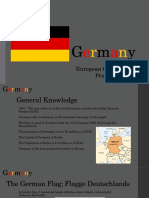 geography - germany