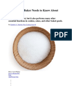 What Every Baker Needs to Know About Sugar.docx