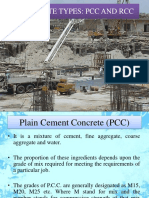 Concrete Types NEW