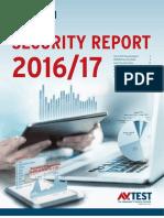 AV-TEST Security Report 2016-2017
