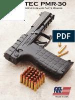 Pmr30 Series Manual