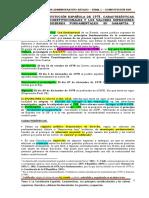 Tema 1 - Constitución Española