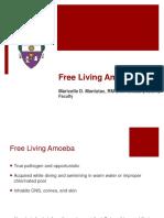 Free Living Amoeba and Coccidians