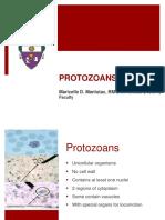 Protozoan Maricelle Manlutac