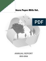 Balkrishna Paper