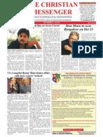 The Christian Messenger, epaper edition, Sept 13-19, 2010