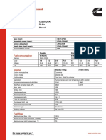 Generator Datasheet C2500D5A