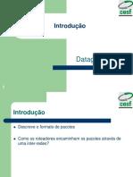 16 - Datagrama IP e Encaminhamento de Datagramas.ppt