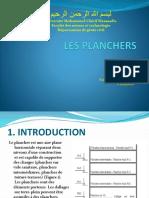 Planchers - Copie