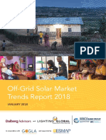 2018 Off Grid Solar Market Trends Report Full