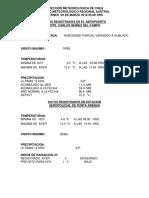 Informe Meterologico Publico Marzo 09 Am