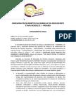 Relatorio Caravana Pelos Direitos Da Crianca e Do Adolescente Etapa Nordeste i