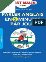 eBook Parler Anglais en 5 Minutes Par Jour