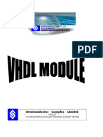 VHDL Material
