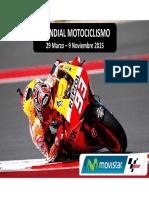 Politica Comercial Movistar MotoGP 2015