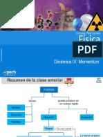 Clase 11 Dinámica IV Momentum