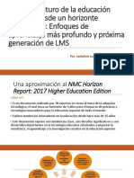 LMS y aprendizaje basado en proyectos
