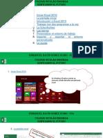 Unidad 1. Introducción. Elementos de Excel