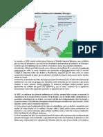 El Conflicto de Colombia Con Nicaragua