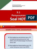 Penyusunan Soal Hots