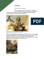 El Mito de Apolo y Dafne